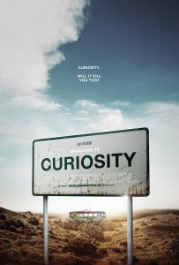Welcome to Curiosity UK teaser poster, Ben Pickering films