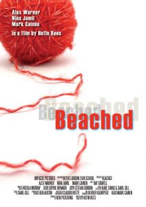 Beached release poster, Ben Pickering films